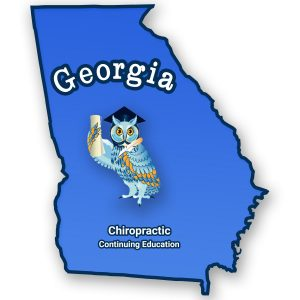 Georgia Chiropractic Continuing Education