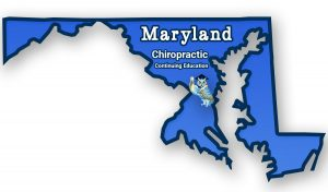 Maryland Chiropractic Continuing Education