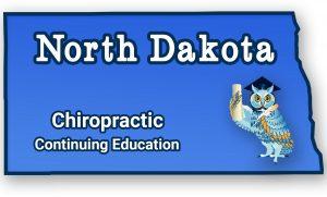 North Dakota Chiropractic Continuing Education