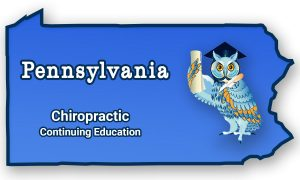 Pennsylvania Chiropractic Continuing Education