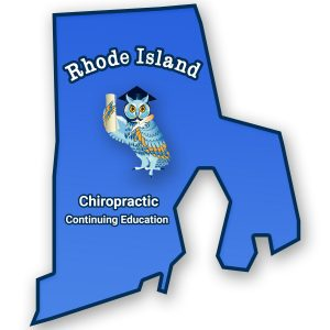 Rhode Island Chiropractic Continuing Education