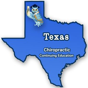 Texas Chiropractic Continuing Education