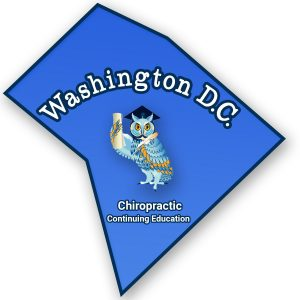 District of Columbia Chiropractic Continuing Education