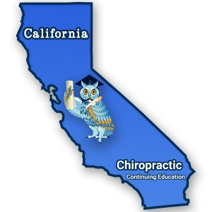 California Chiropractic Continuing Education