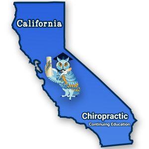 California Chiropractic Continuing Education